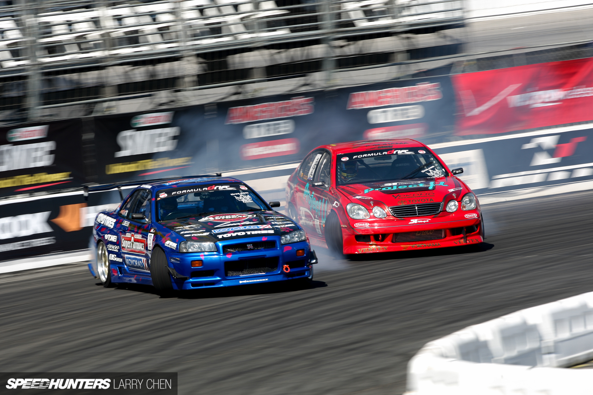 The Top 25 Liveries Of Formula Drift Speedhunters