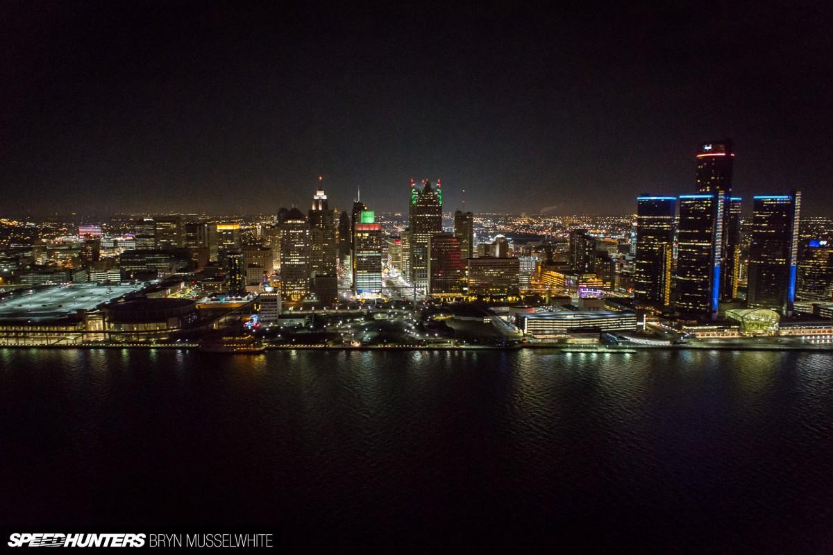 Detroit: The City That CarsBuilt