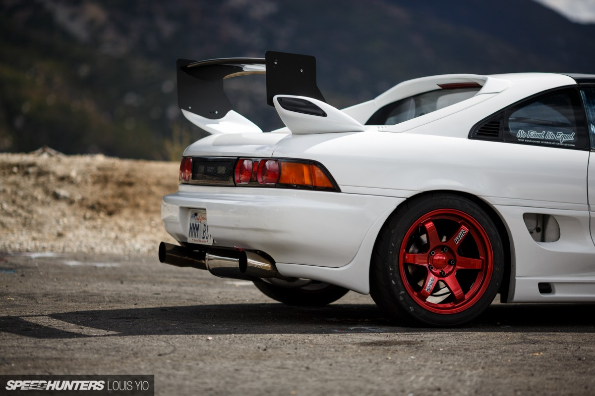 Midship Weapon The Perfect Sw20 Speedhunters 1991 Mazda Rx 7 Engine Diagram Larry Chen Mr2 Turbo