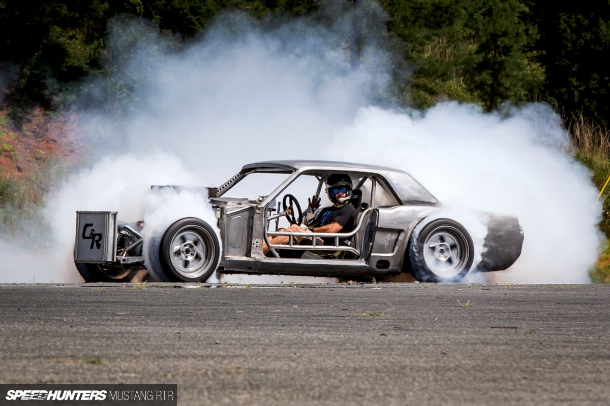 From Concept To Reality:</br> The Hoonicorn RTR Build Story