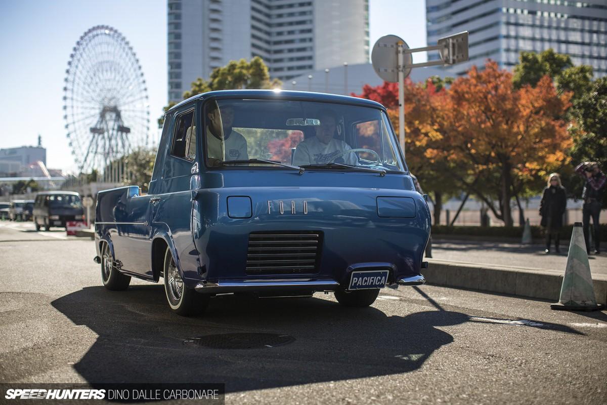 Custom Cars Attack YokohamaCity