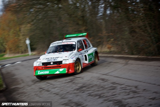 Race Retro 2014, held at Stoneleigh Park in the United Kingdom