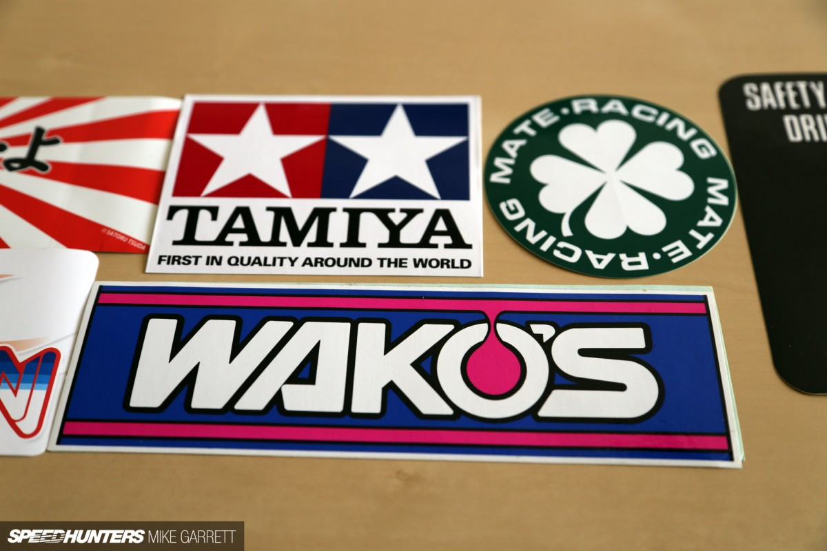 Why Do We Love Stickers Speedhunters