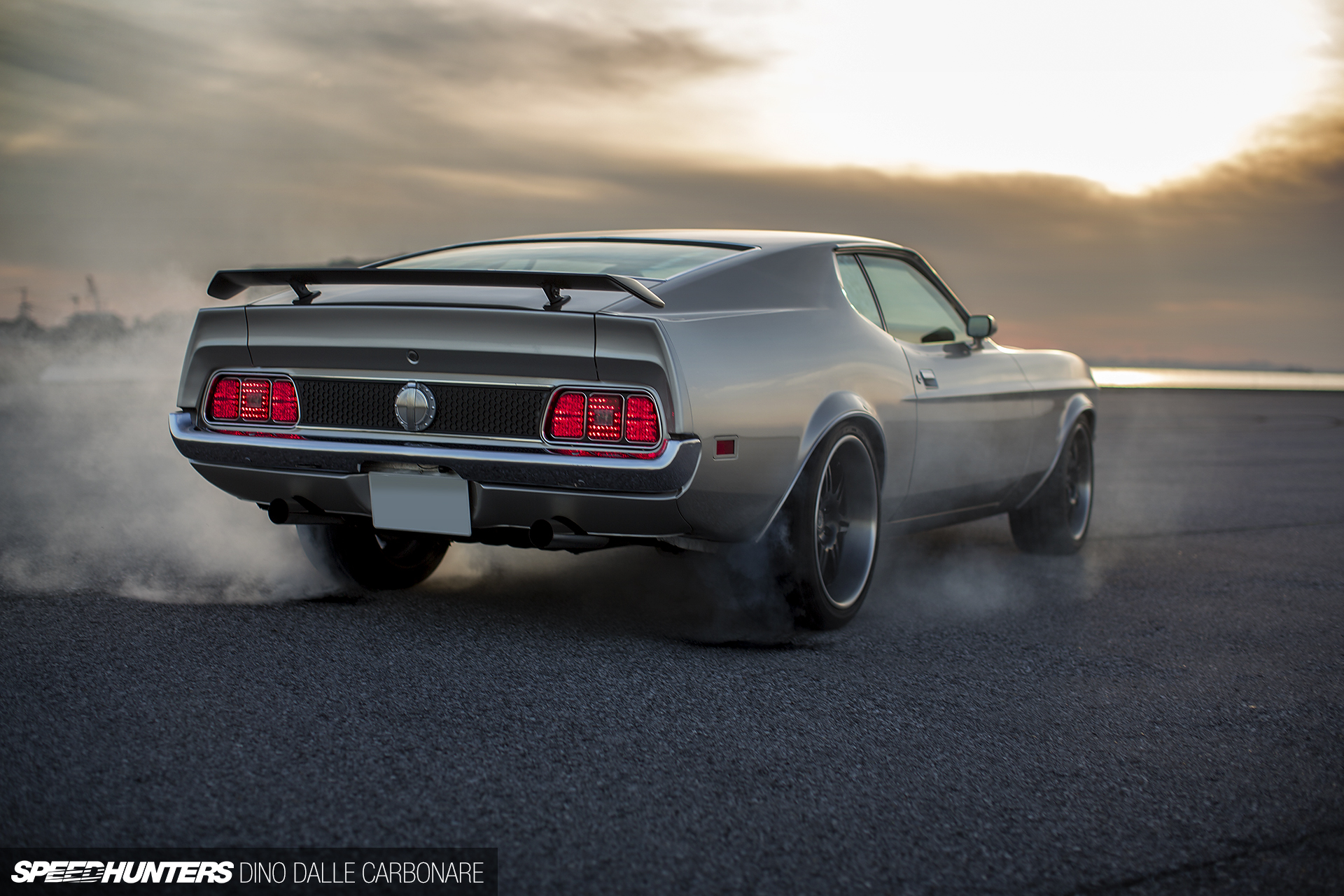 Resurrecting A Mach 1 Mustang Speedhunters