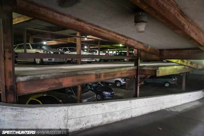 Michigan Building Theatre Car Park Garage-19