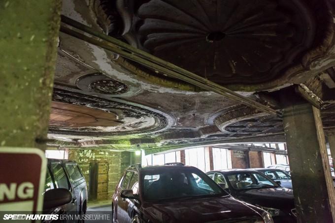 Michigan Building Theatre Car Park Garage-23