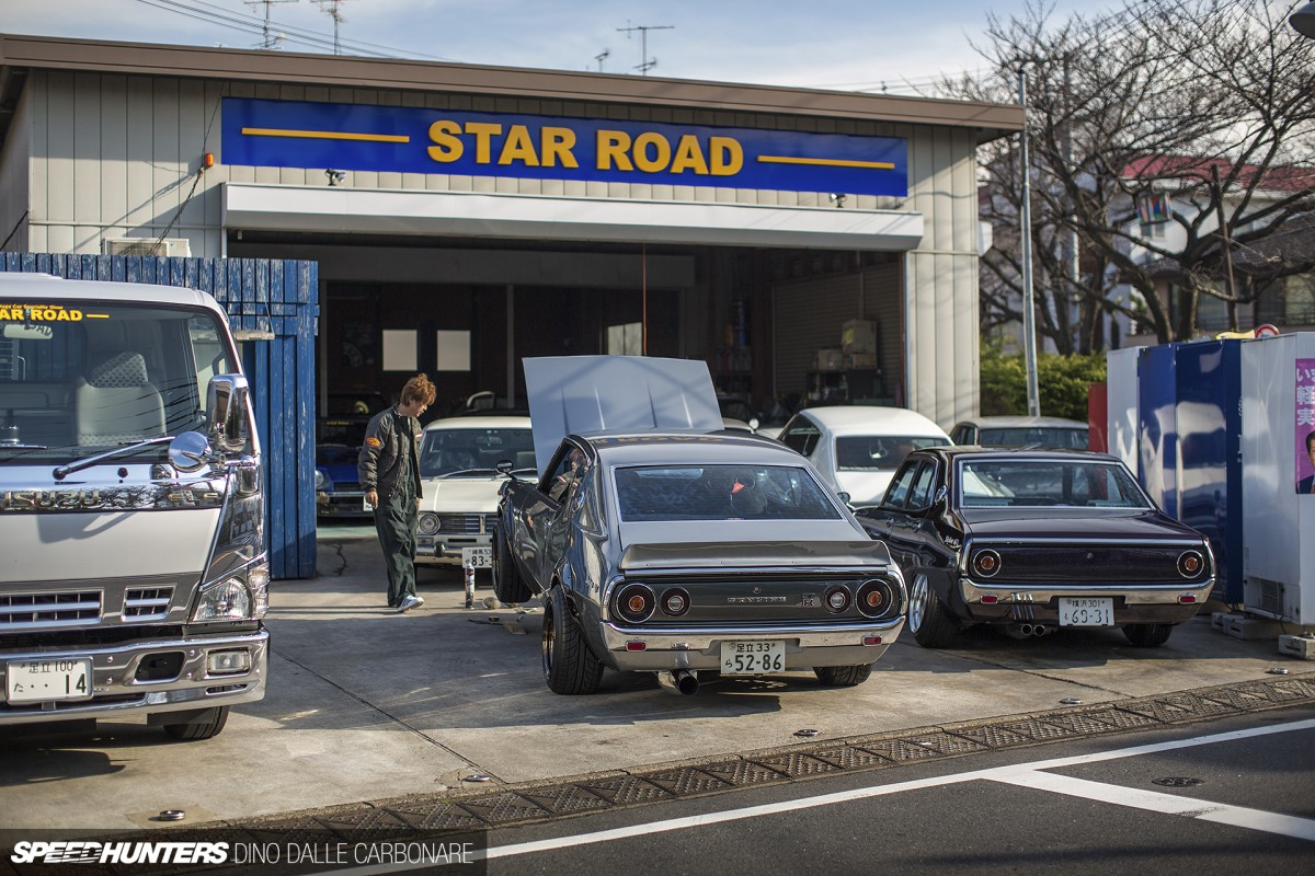 Restore & Tune: The Star Road Way