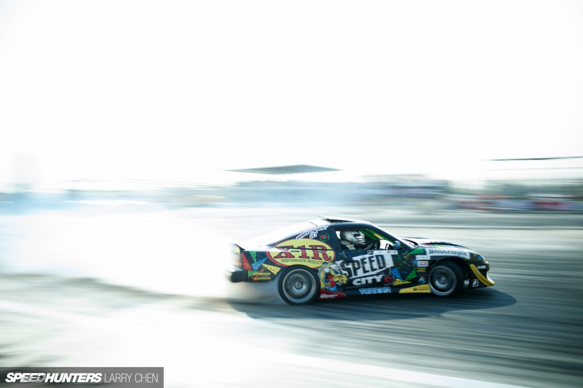 Pathum thani speedway a final goodbye for a drifting prince in the
