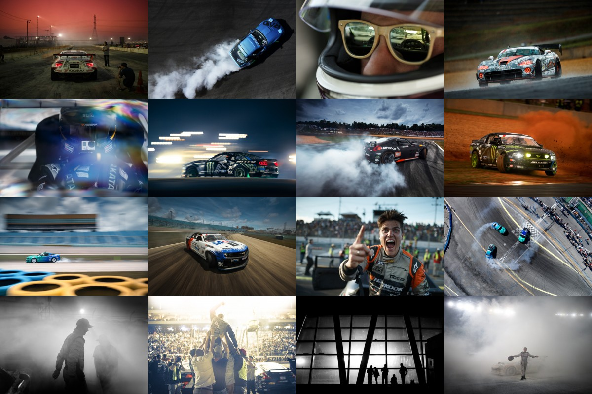 A Year In The Life Of A Drifter