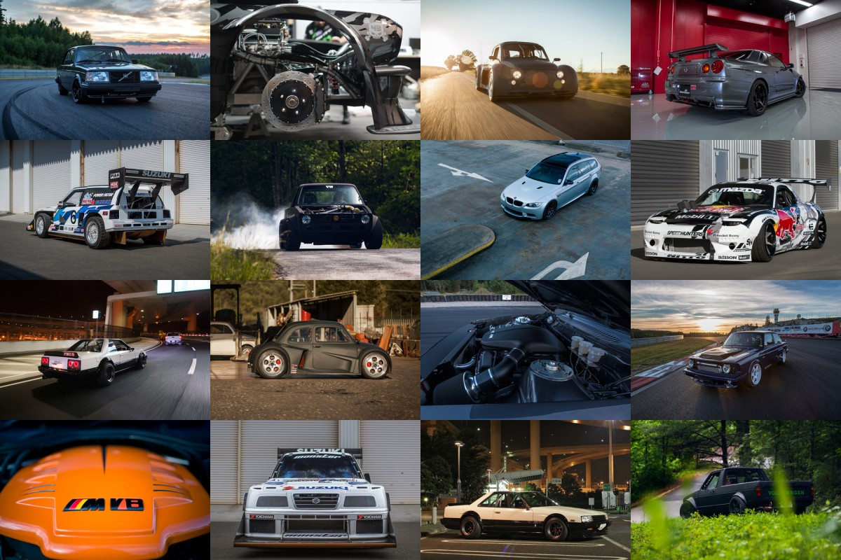The Top 10 Feature Cars Of2014