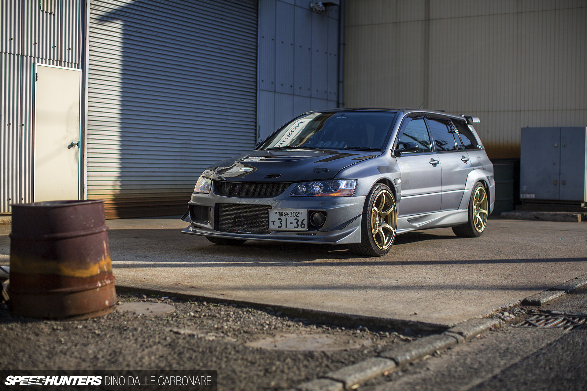 The Wangan Wagon Speedhunters