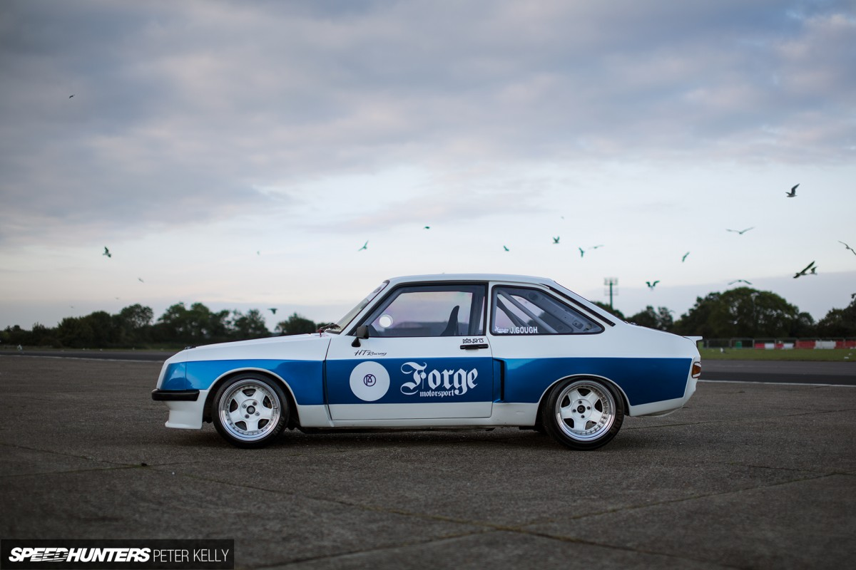 Ford Escort Mk Race Car