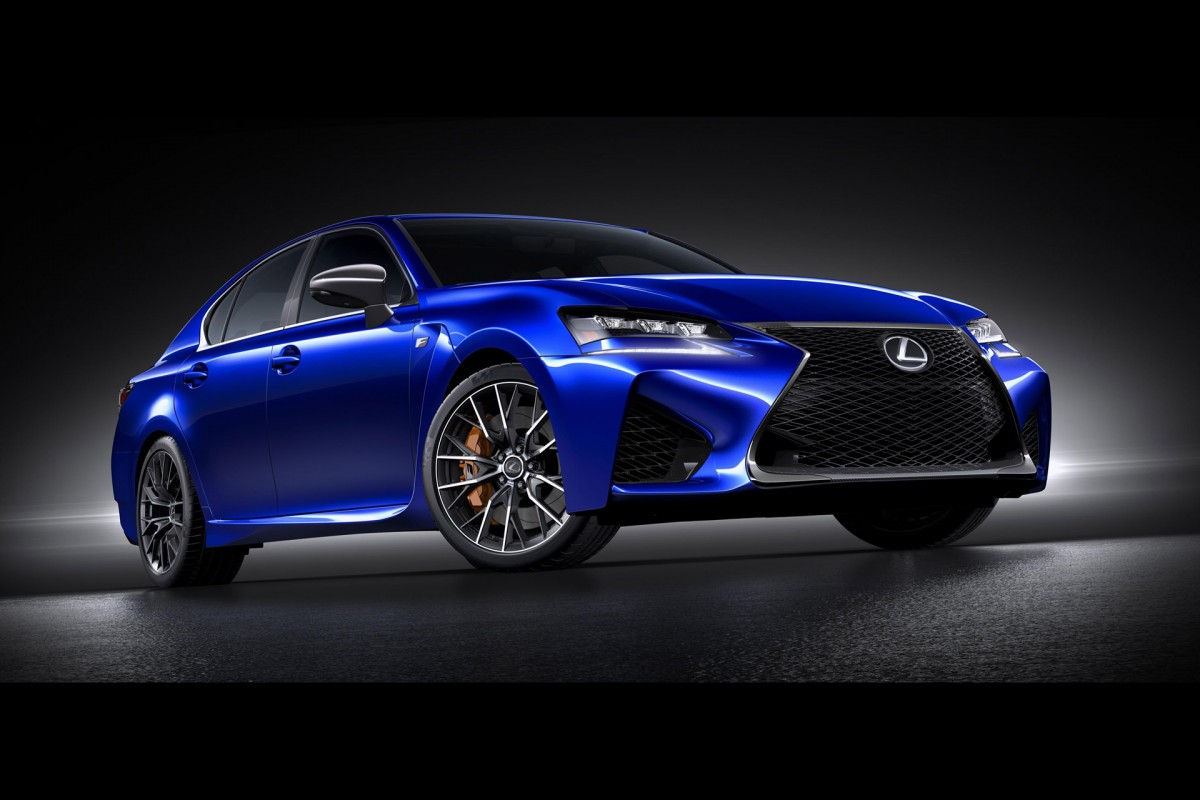 Lexus Brings The Muscle To Detroit