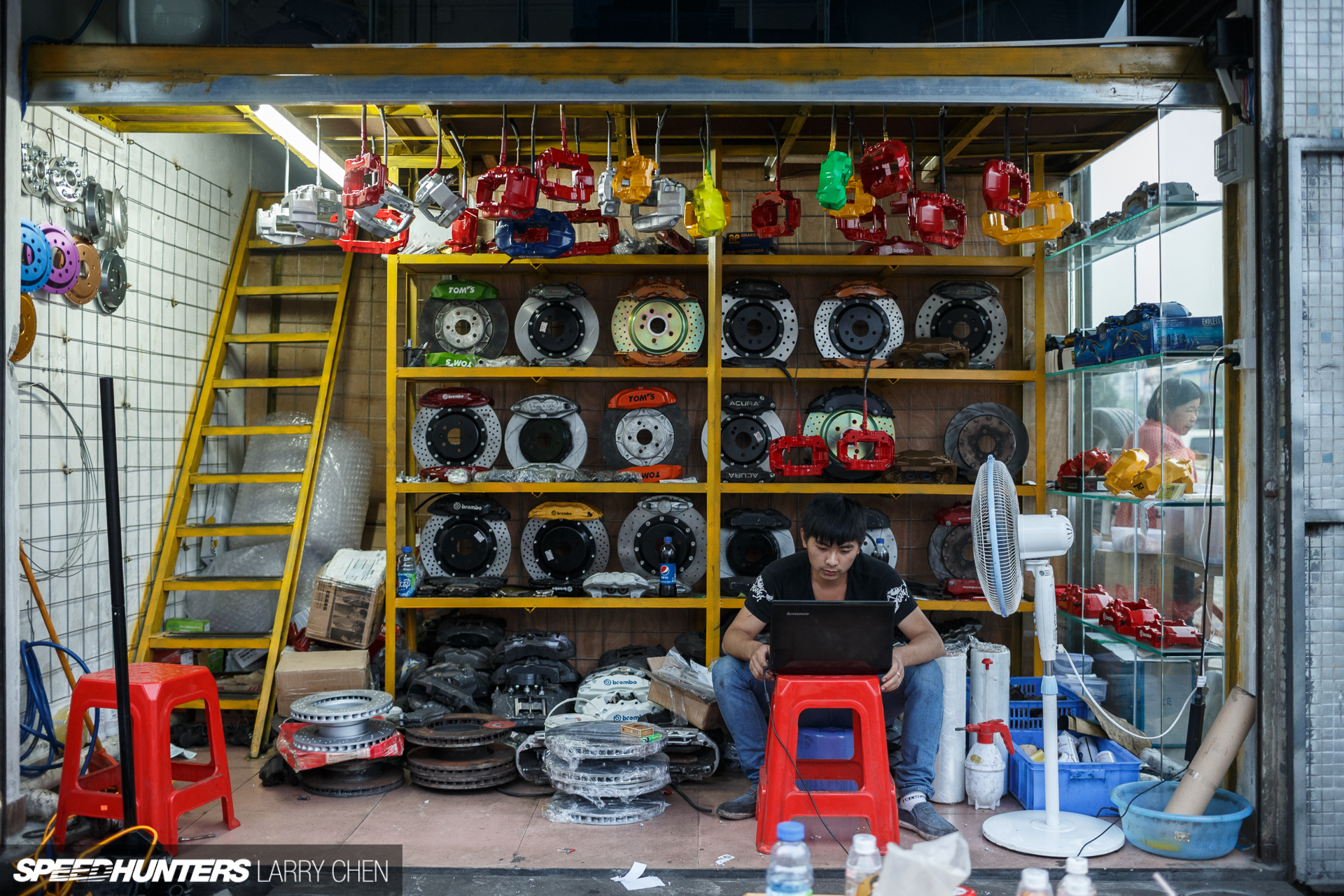 Parts Hunting In China - Speedhunters
