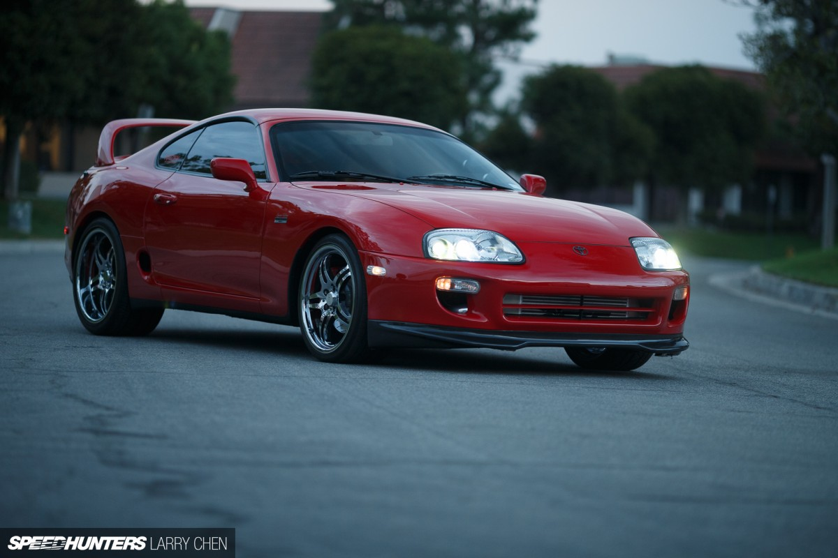 The Eternal Supra: Refining An Icon