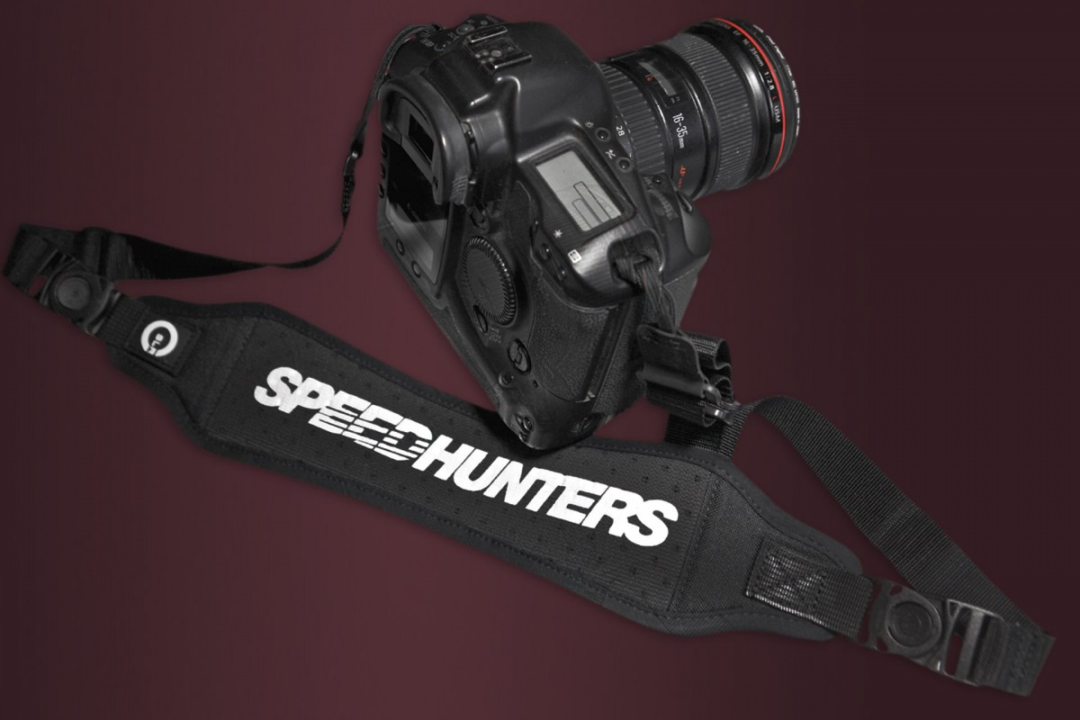 The Wait Is Over: <br/>Speedhunters Pro CameraStraps