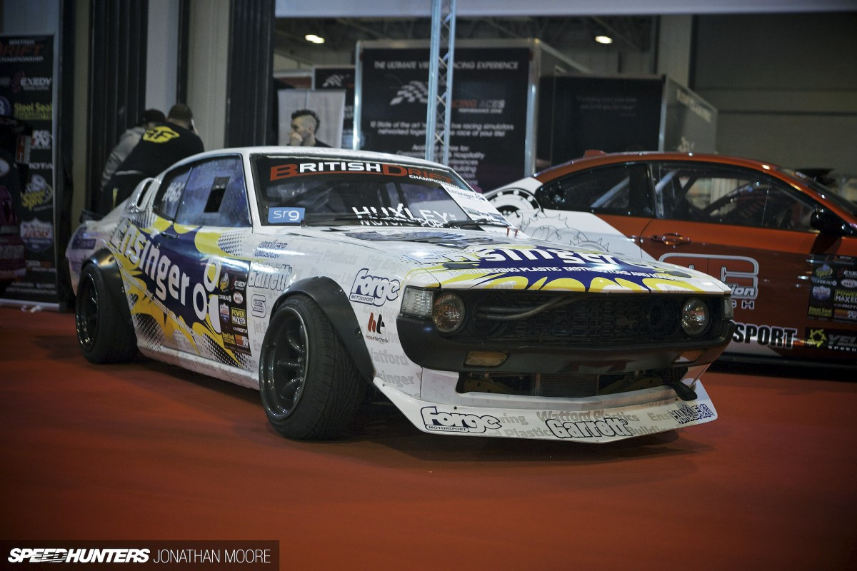 Buy It, Build It, Race It, Drift It:</br> Autosport Racing Car Show