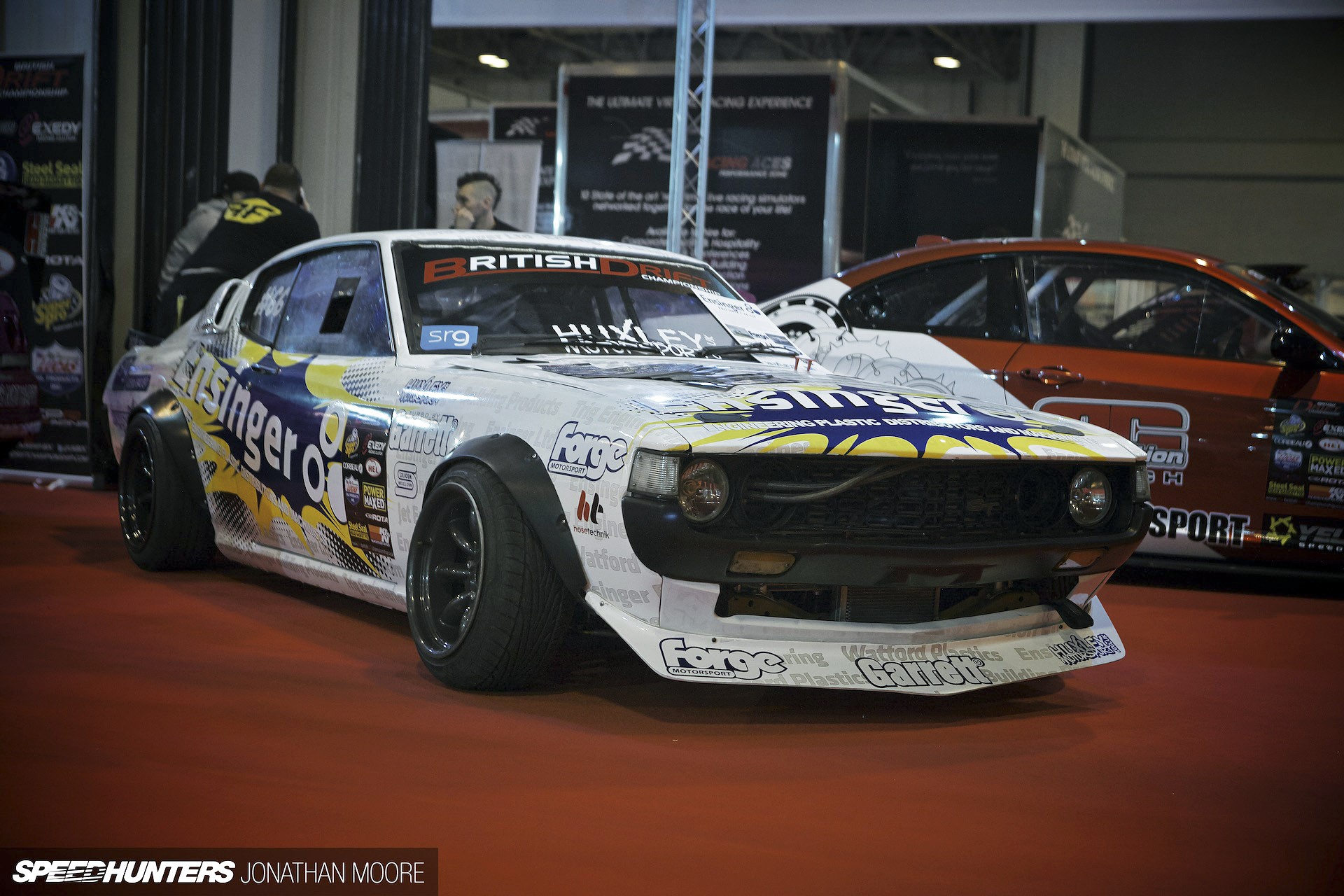 Buy It, Build It, Race It, Drift It: Autosport Racing Car Show ...