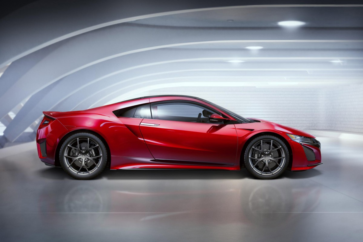 The New NSX: Concept No More