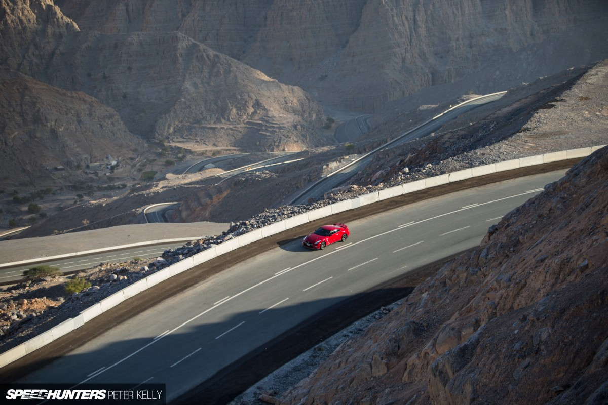 UAE's Best Kept Secret:<br/> The Hill Climb To Nowhere