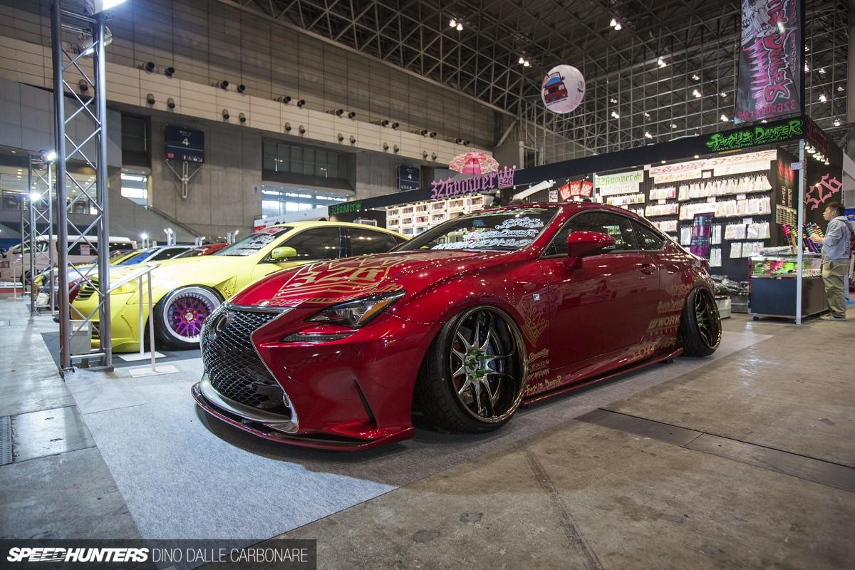 The Great Tokyo Auto SalonMishmash