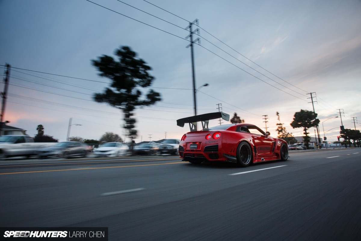 GT1 For The Street:<br /> Another Way To Build A 1000hp GT-R