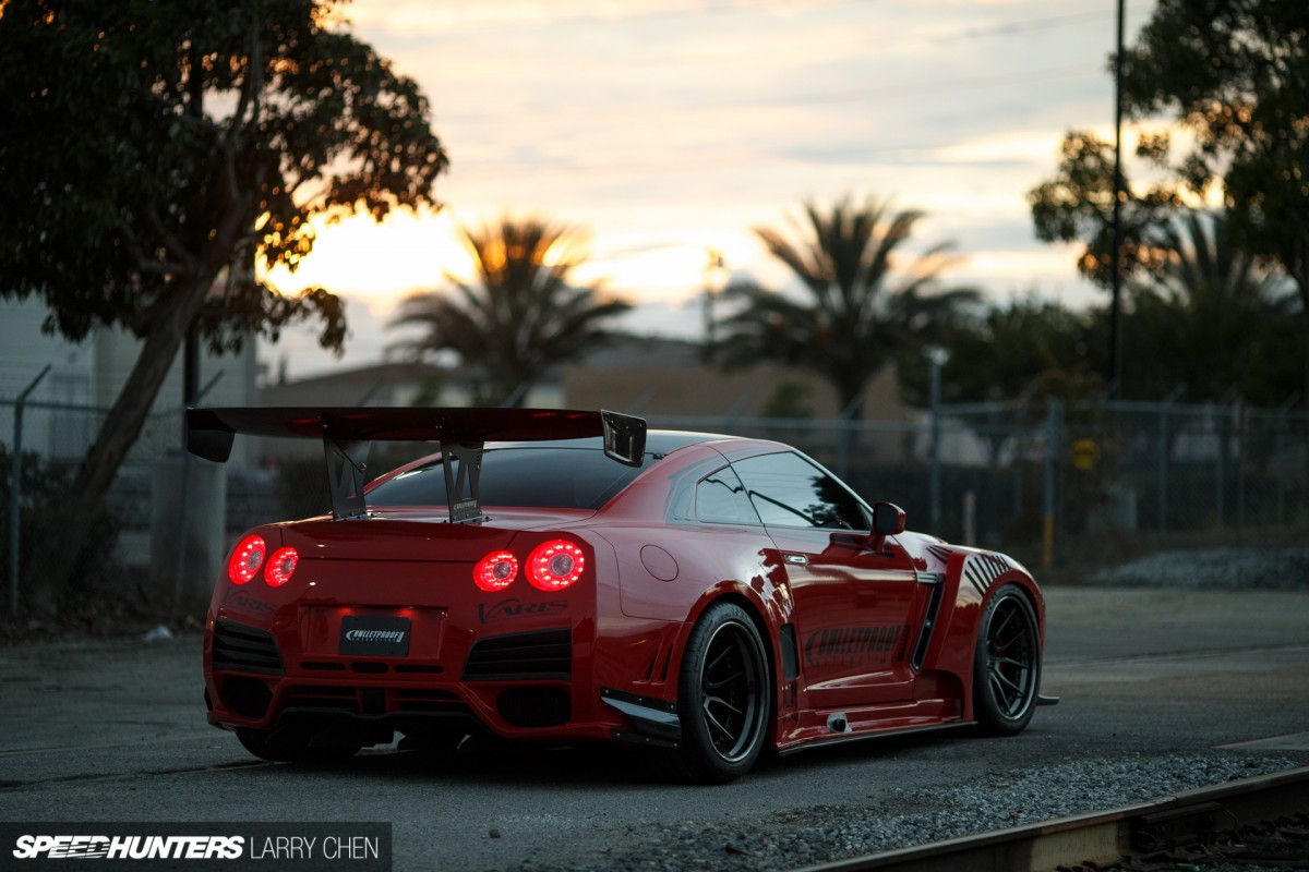 GT1 For The Street: Another Way To Build A 1000hp GT-R - Sdhunters