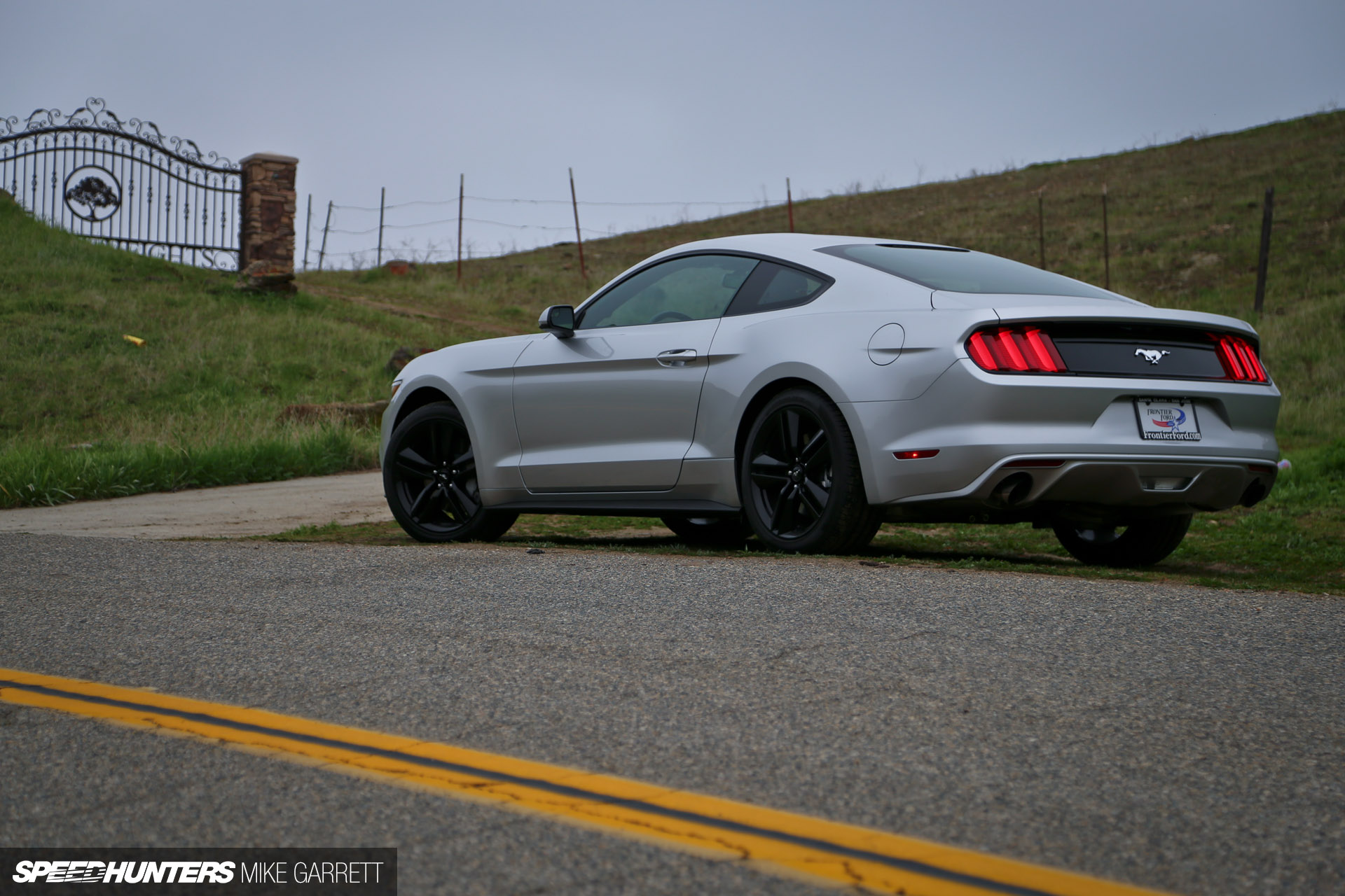 Introducing Project EcoBoost : ford mustang project cars - markmcfarlin.com