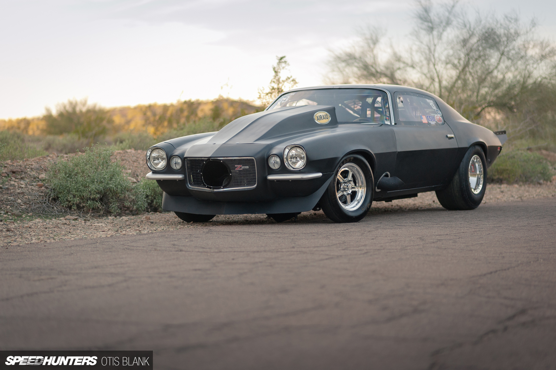 Webb Chevrolet >> Small Tires, Big Blower: A Carbureted 7-Second Camaro ...
