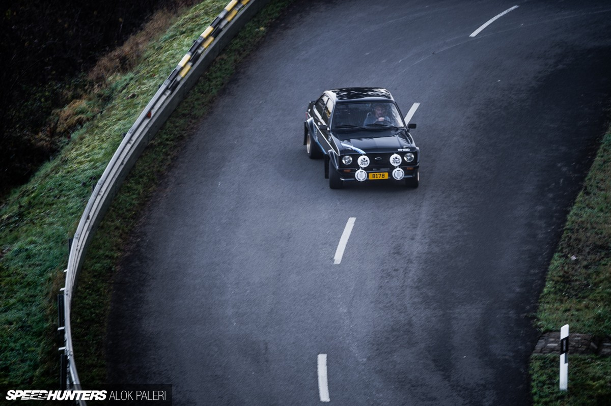 From Luxembourg With Love:<br /> Driving The Wengler Racing RS1800 BDA