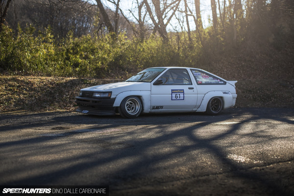 An AE86 On A Carbs-Only Diet
