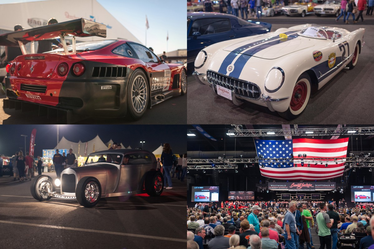 Surviving The World's Greatest CarAuction