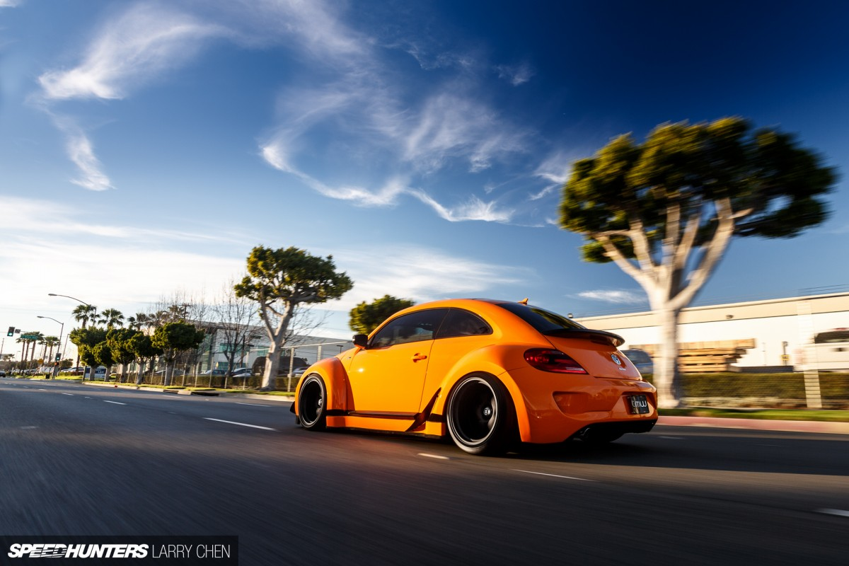 Can RWB Do A Volkswagen?