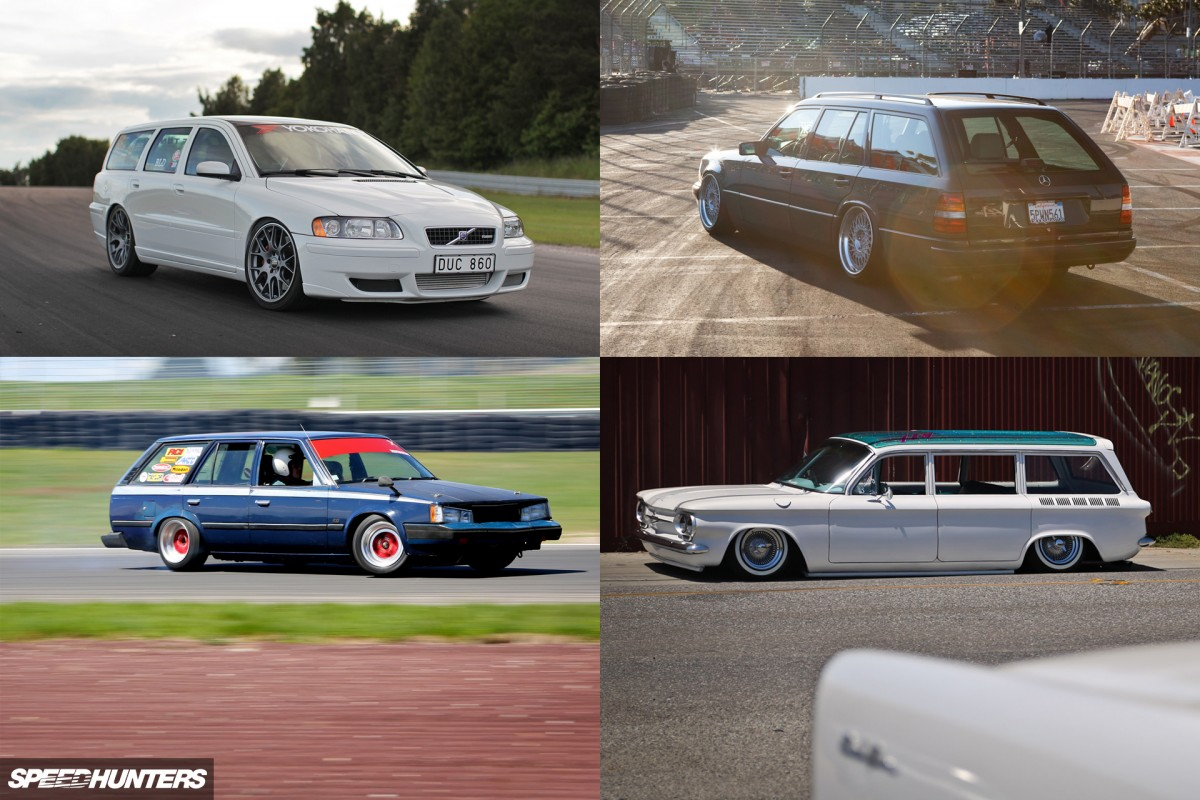 IAMTHESPEEDHUNTER: </br> It&#8217;s Wagon Appreciation&nbsp;Time