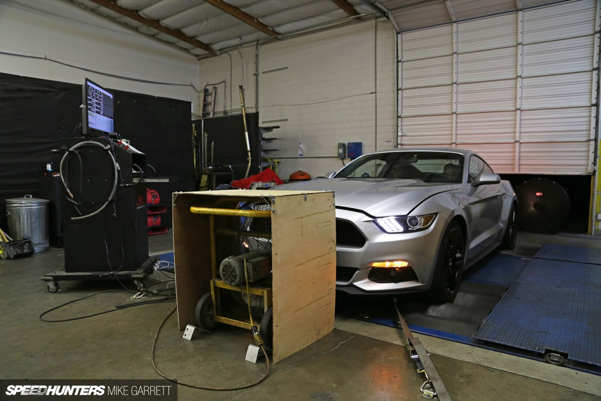 Project EcoBoost:</br> More Power & More Noise