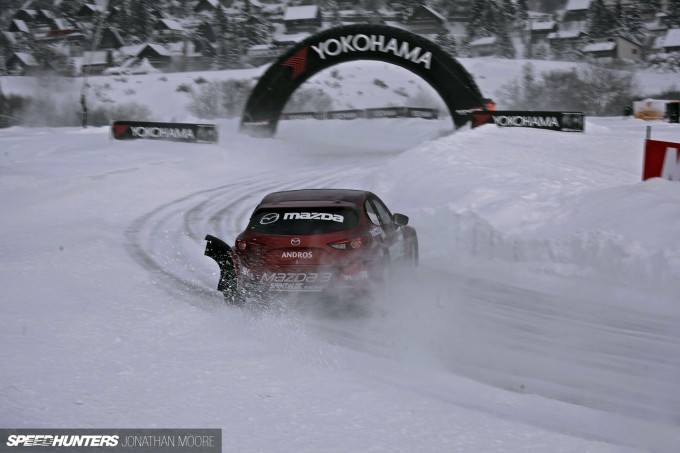 The final of the 2014-15 Trophée Andros ice racing series in France, held at the Super Besse ski station in the Massif Central, Auvergne region
