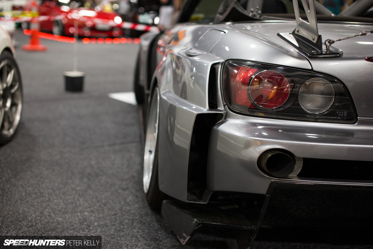 A Raw, Circuit-Ready S2000Streeter