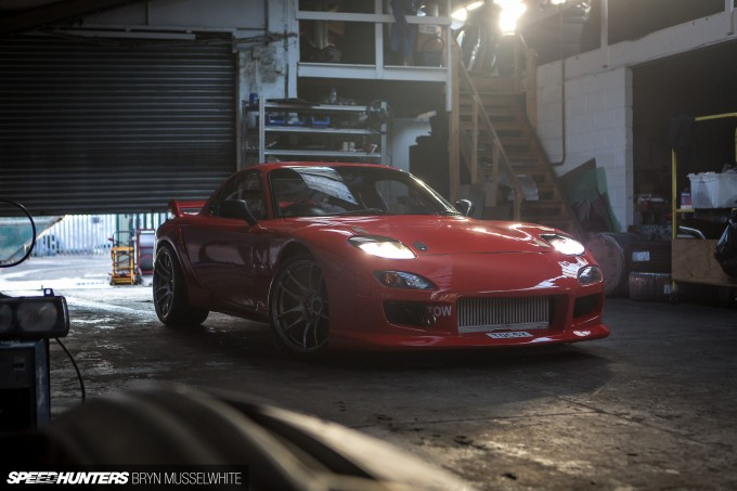 Dynotorque UK Mazda RX7 LS3 twin turbo (1 of 76)