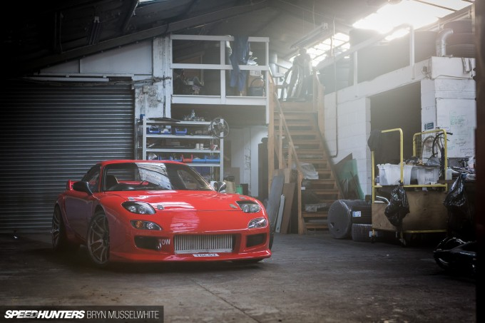 Dynotorque UK Mazda RX7 LS3 twin turbo (12 of 76)