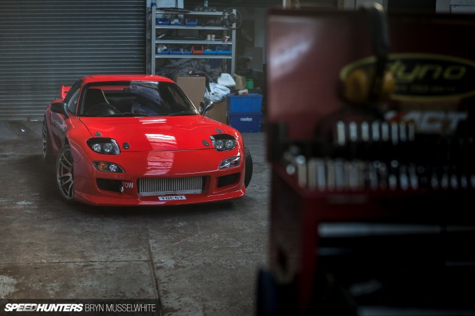 Dynotorque UK Mazda RX7 LS3 twin turbo (22 of 76)