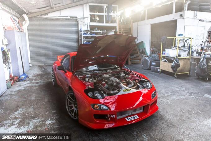 Dynotorque UK Mazda RX7 LS3 twin turbo (23 of 76)