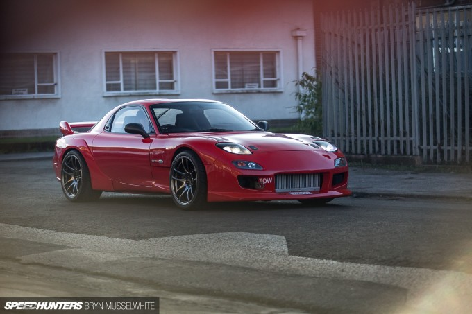 Dynotorque UK Mazda RX7 LS3 twin turbo (33 of 76)