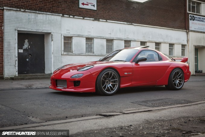 Dynotorque UK Mazda RX7 LS3 twin turbo (44 of 76)