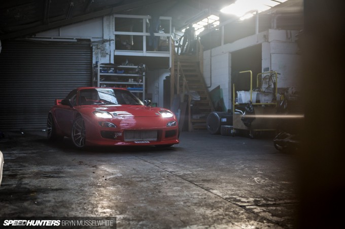 Dynotorque UK Mazda RX7 LS3 twin turbo (6 of 76)