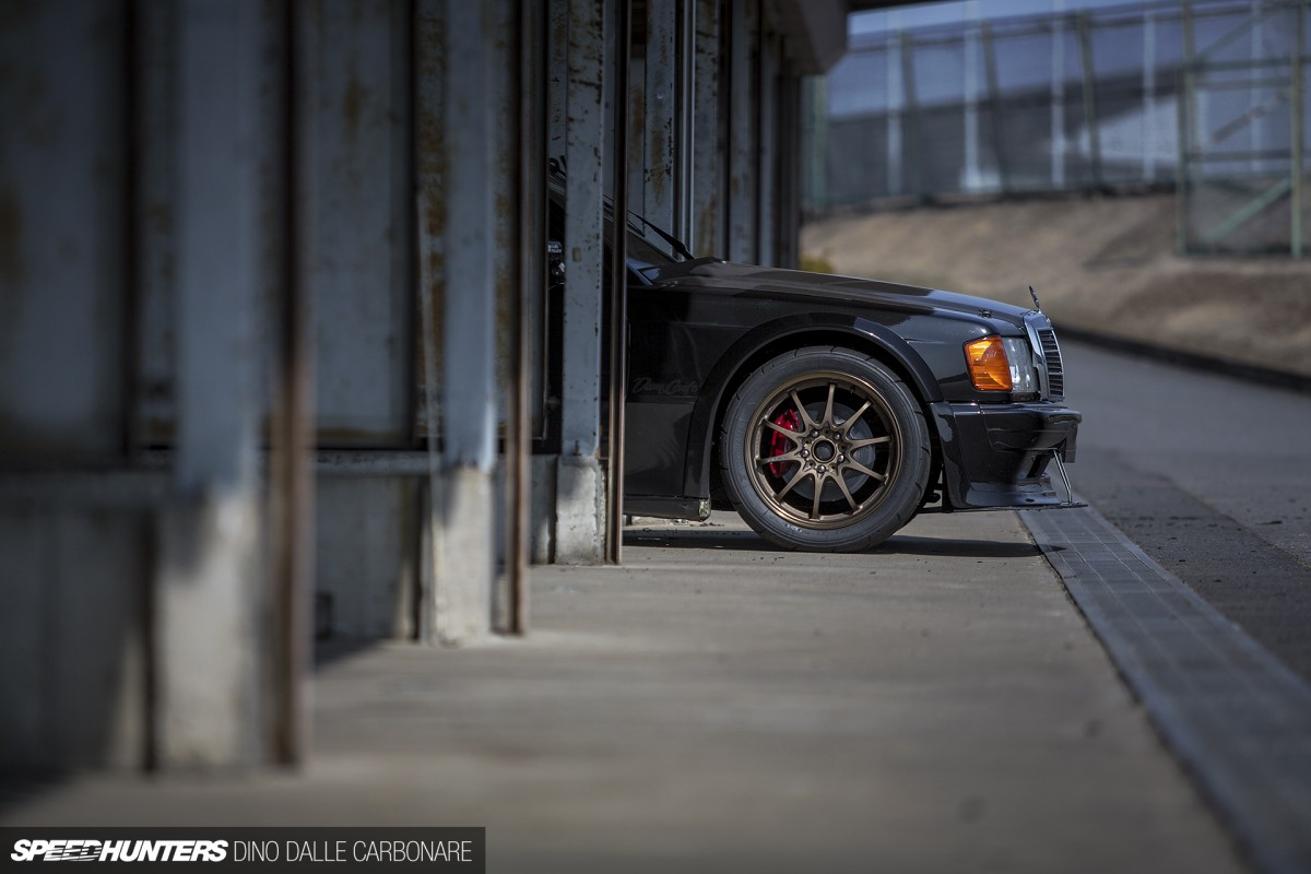 DTM Aspirations:</br> The Clever 190E2.3-16
