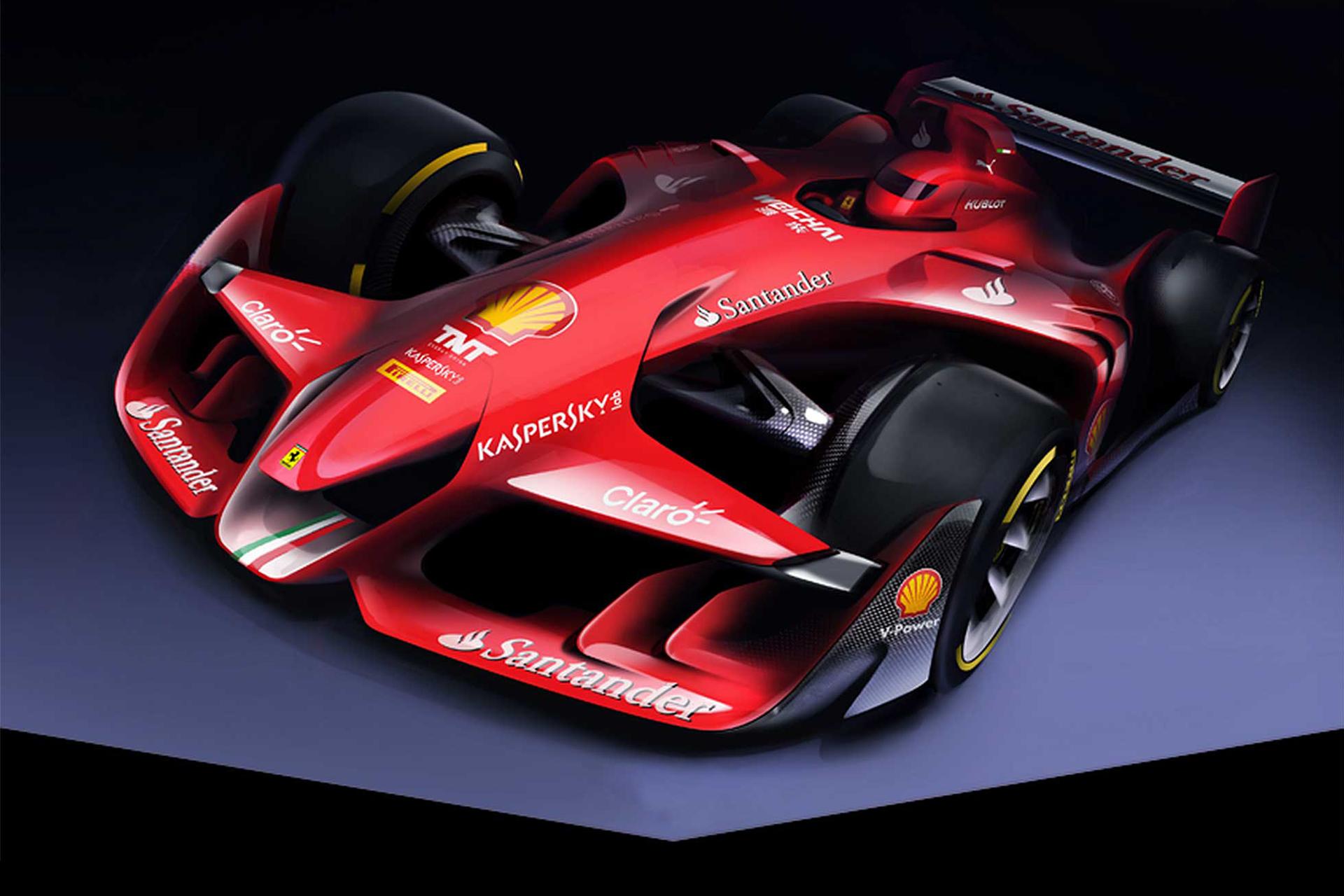 Is This The Future Of F1? & Is This The Future Of F1? - Speedhunters