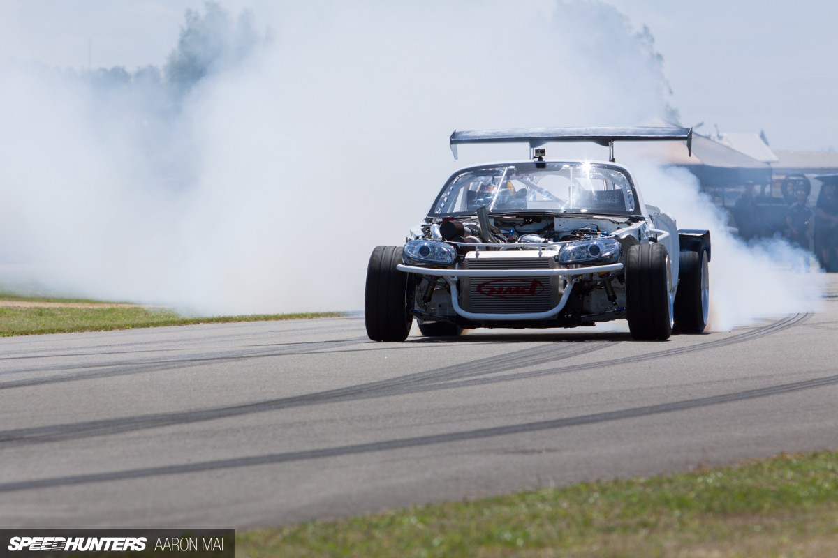 Project RADBUL:</br> Mad Mike&#8217;s 26B-TT MX-5 Comes&nbsp;Alive