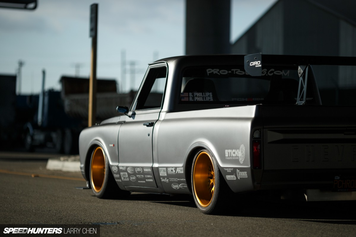 Larry Chen Speedhunters Chevy C10r Protouring 21
