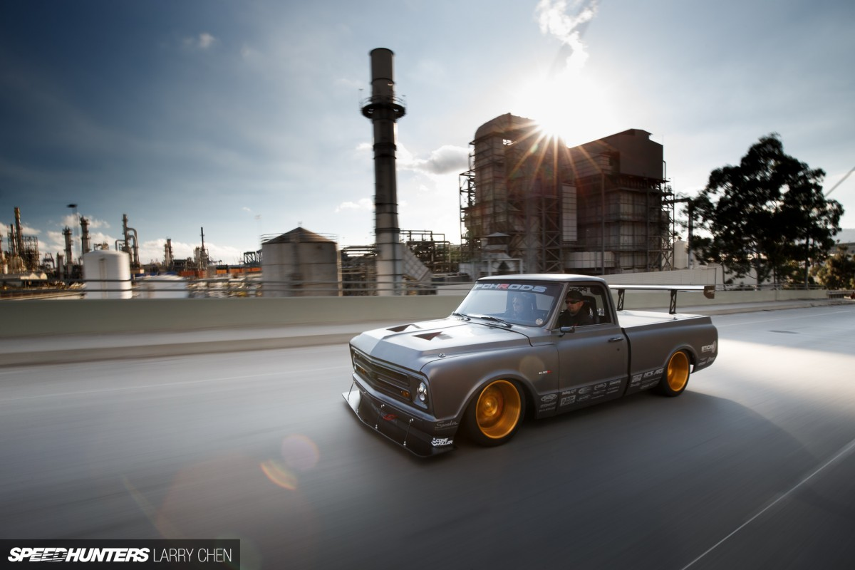 Larry Chen Speedhunters Chevy C R Protouring X