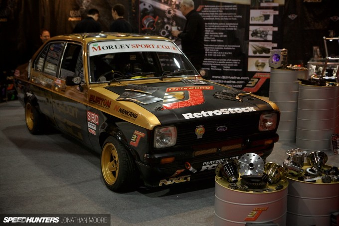 The 2015 edition of Race Retro, Europe's premier winter show for historic motorsport, held at the Stoneleigh Park exhibition centre in the UK